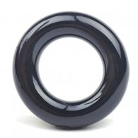 4.3 CM Black Color Thick Stretchy Cock Ring