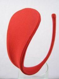 Κλασσικό c-string σε κόκκινο χρώμα