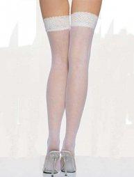 White Stockings for nurse custom