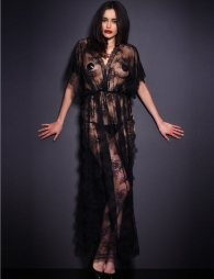 Spellbound All Of Lace Nightgown