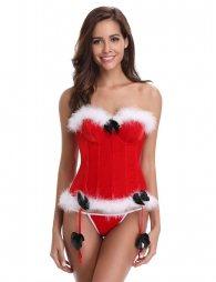 Sexy Christmas Corset