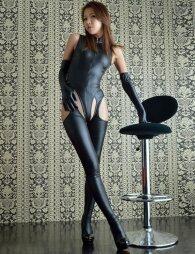 Temptation Uniform Tight Body Piece Corset