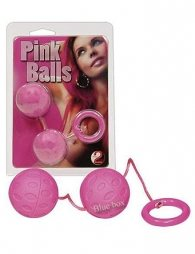 PINK BALLS