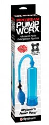 Pump Worx Beginners Power Blue Pump