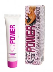 G-POWER ORGASUSCREME 30 ML - BEATE