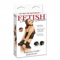 Fetish Fantasy Series Kit Fetish Beginner's Cuffs