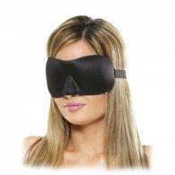 Μάσκα ματιών MASCHERINA DELUXE FANTASY BLACK