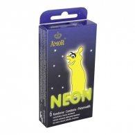Amor Neon 6 Pcs