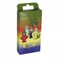 Amor Color Mixed Fruit 12pcs