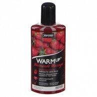 Ερωτικό μασάζ WARMup των 150 ml με άρωμα φράουλας