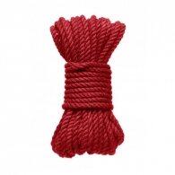 Bondage rope 5 (red)