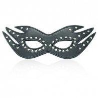 Three line mask black
