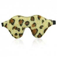 Blind animal mask leopard