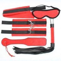 Bondage kit (red)