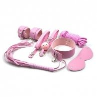Top bondage kit (pink)