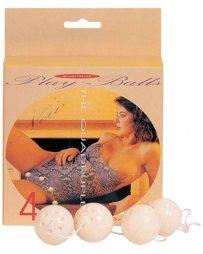 4 pcs. Duotone Balls