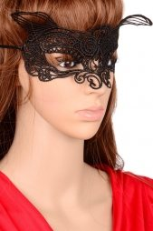 Festival Party Nightclub Lace Mask