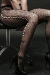 Seamless Panty Silhouette Pantyhose