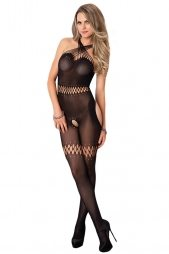 Sheer Multi Strand Bodystocking