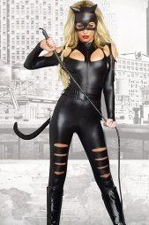 Sexy Cat Fight Costume