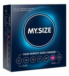 My Size 64 (3 condoms)