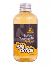 Ερωτικό μασάζ Sensual Massage Oil - 250ml - Apricot